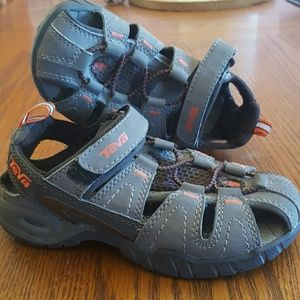 Teva Water Hiking Shoes (Toddler 12)